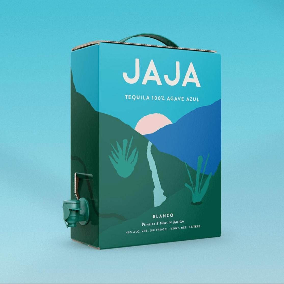Matthew Haysom Designer JAJA Tequila Brand Identity Packaging Experience Design